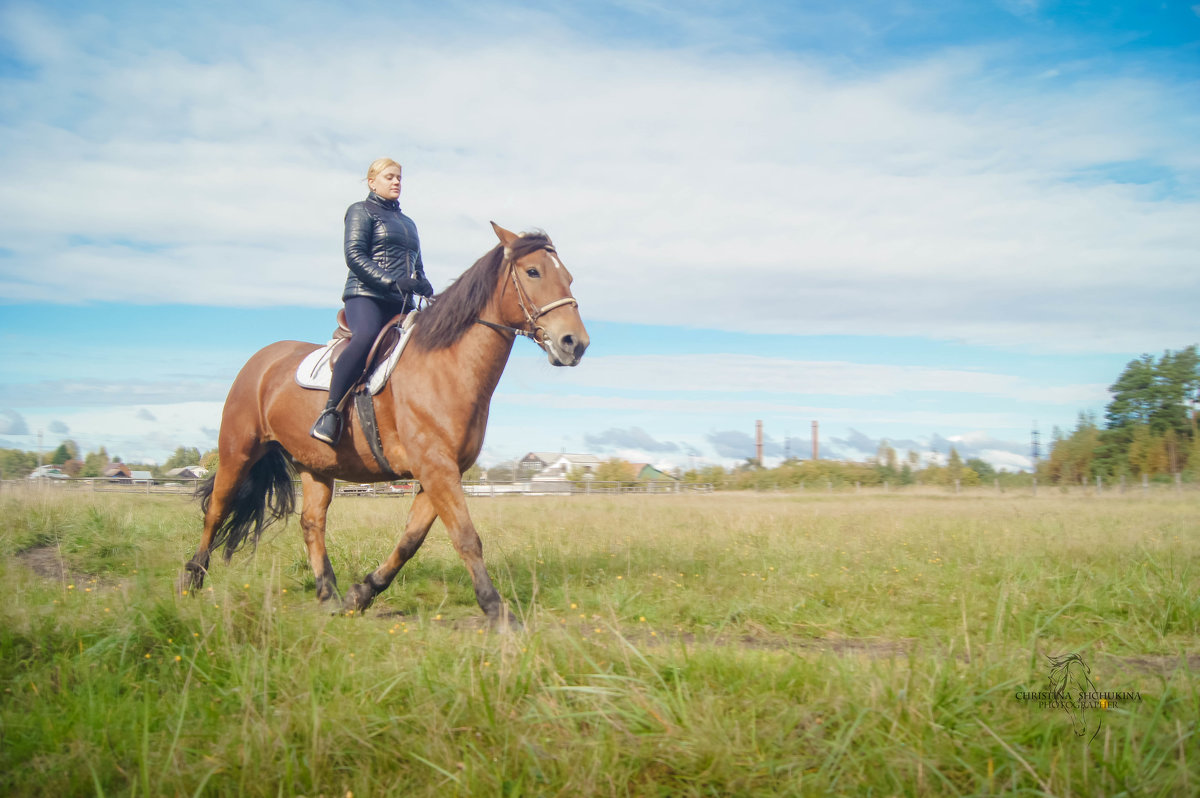 Ольга и марс - Кристина Щукина