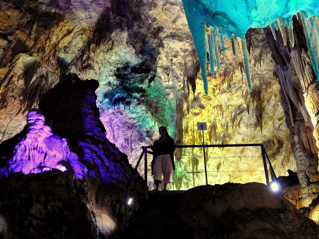 Грузия, пещера Прометея. - Игорь