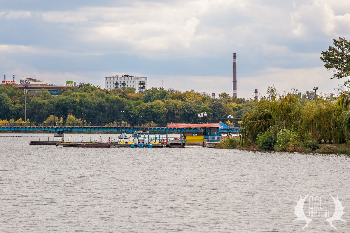 парк Щербакова - Олег Никитин