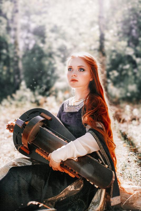 Эльфийский лес - Irina Voinkova