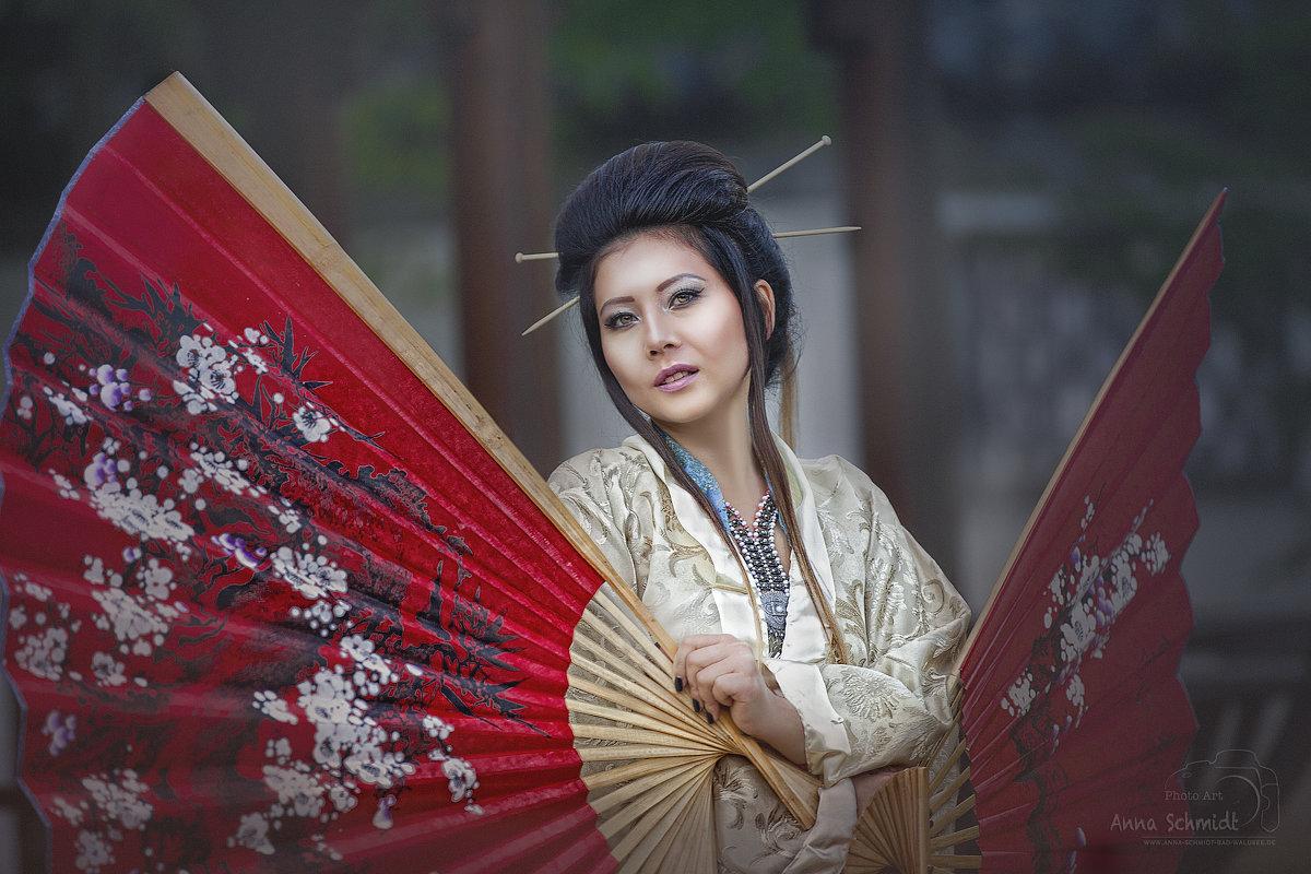 yaponiya - Anna Schmidt