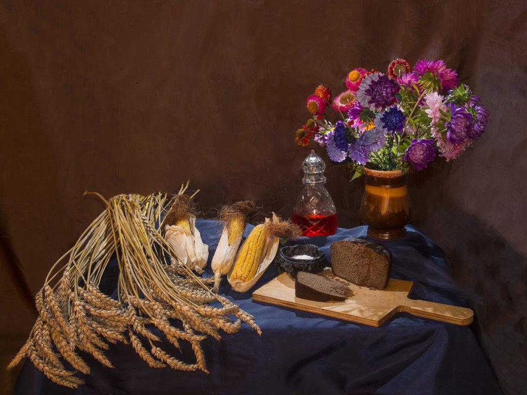 Хлебный урожай - Дубовцев Евгений