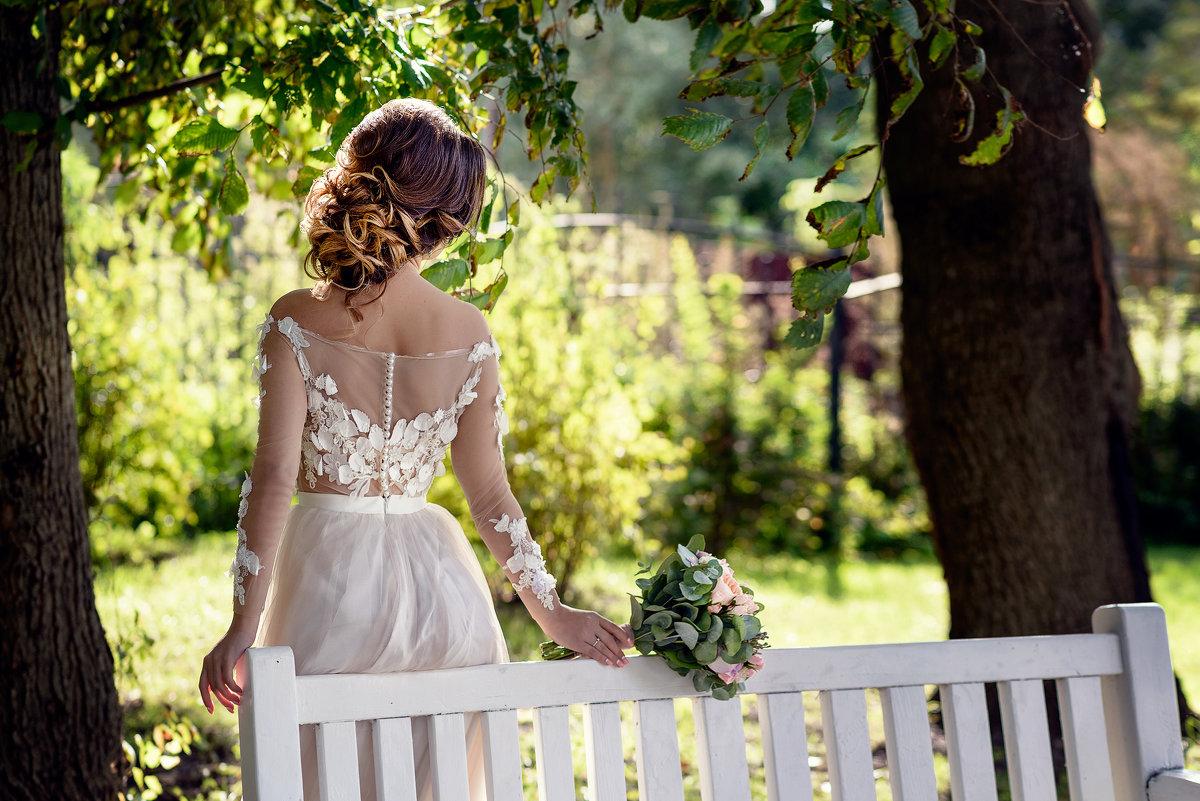 Прекрасный образ невесты Анны - Денис Соболев