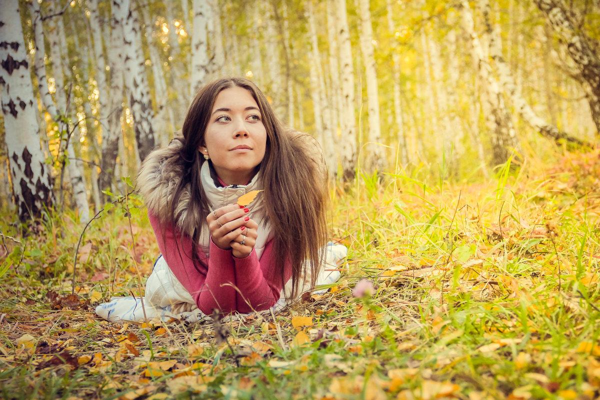 Осень - Елена Кирилова