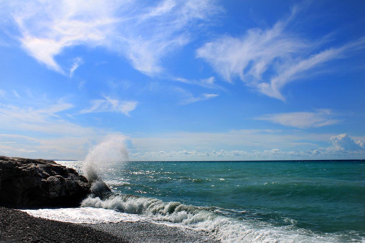 море и небо - Лидия Юсупова