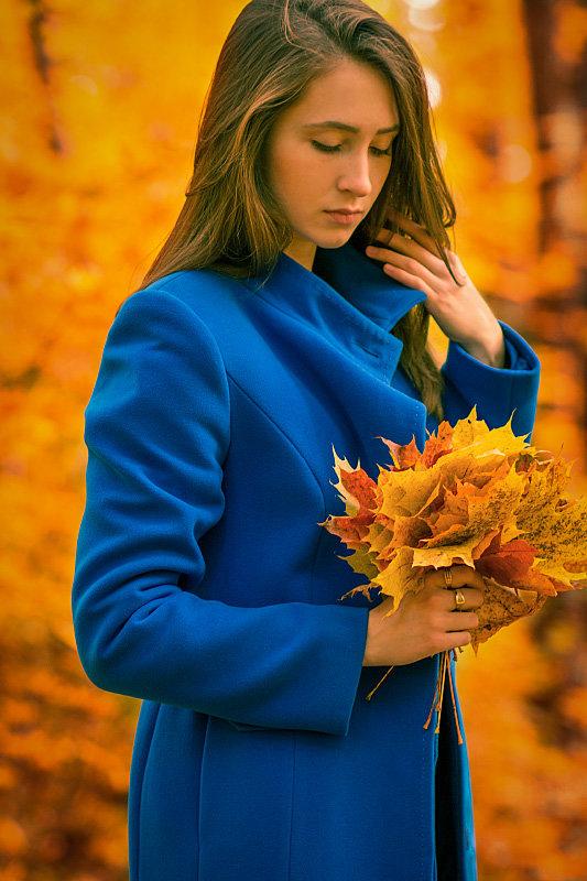 Свидание с осенью - Вадим Sidorov-Kassil
