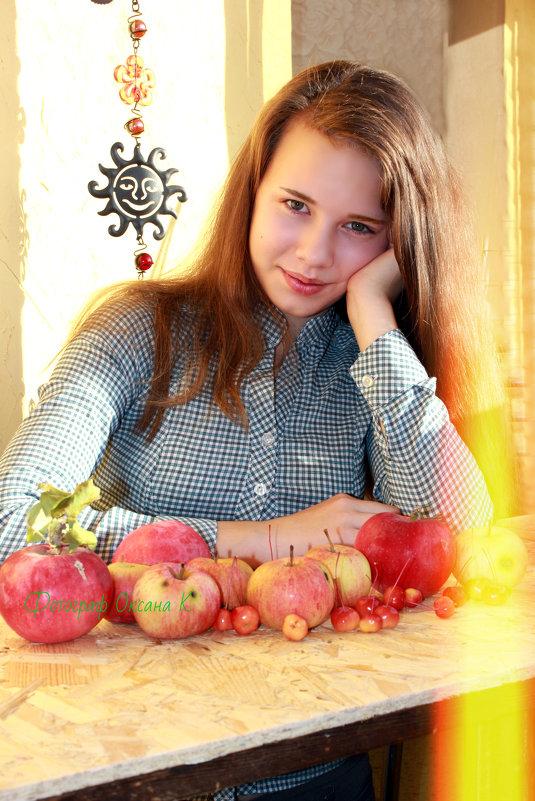 Девичья осень))) - Оксана К
