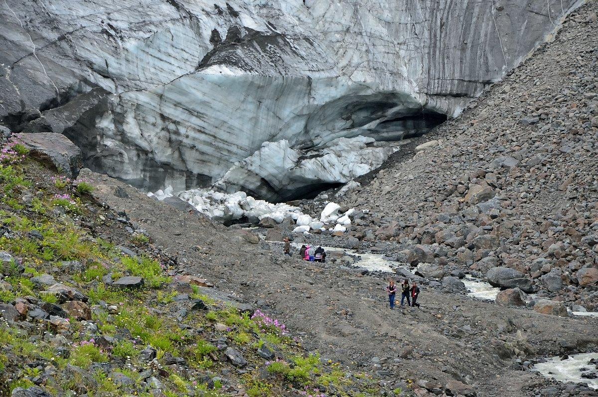 У ледника - Мария Климова