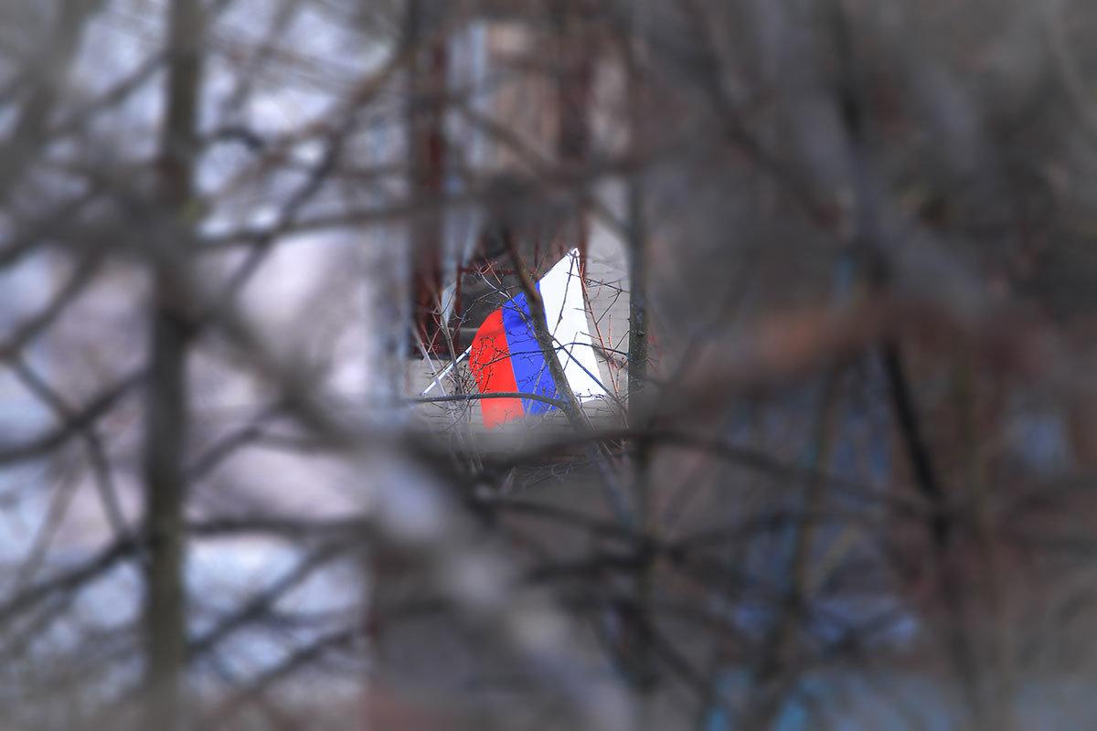 Россия_Центр притяжения - Глеб Баринов