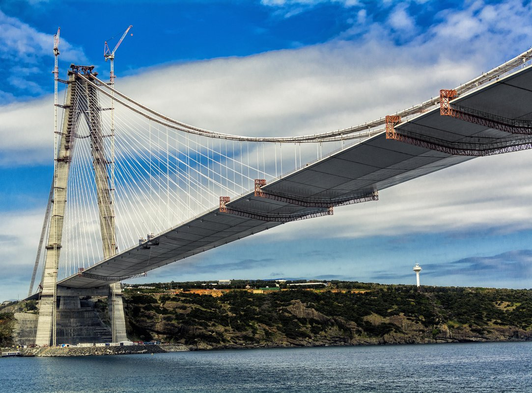 новый мост через босфор - Константин