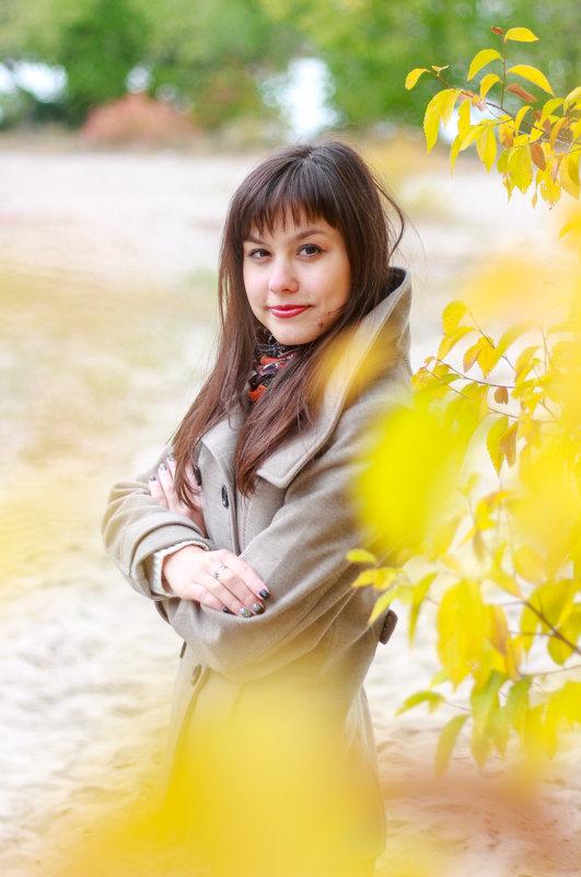 Осенняя красавица Анастасия - Наталья