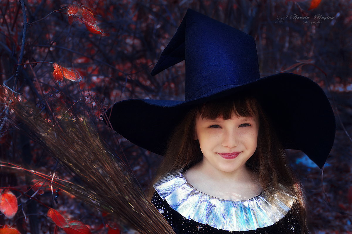 Маленькая ведьма - Ксения