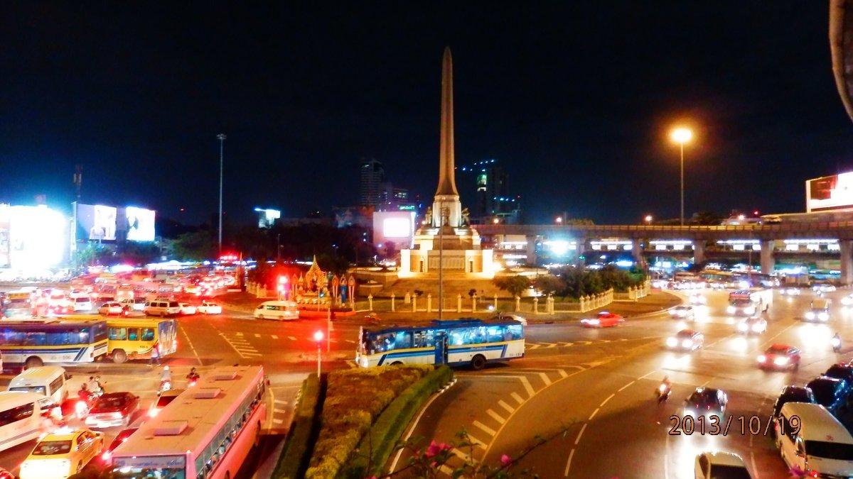 ночь в Тайланде - Таня