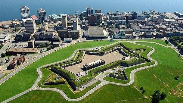 Крепость Цитадель. Галифакс, Канада  (снимок из интернета) - Юрий Поляков