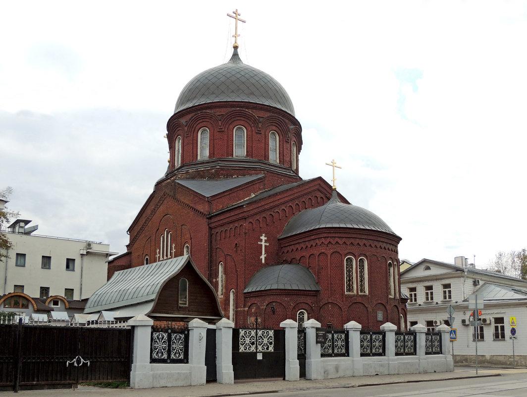 Старообрядческая церковь Покрова Пресвятой Богородицы Замоскворецкой общины - Александр Качалин