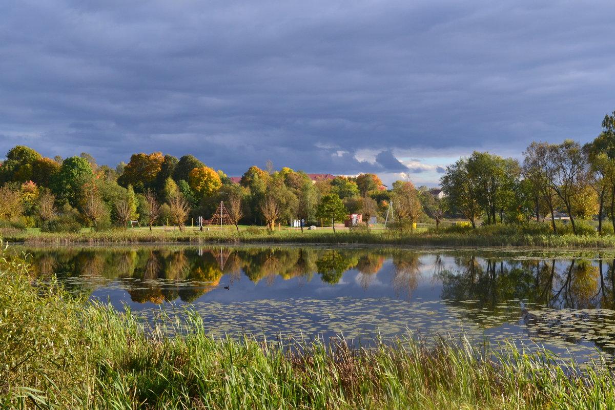 Осеннее отражение. - zoja