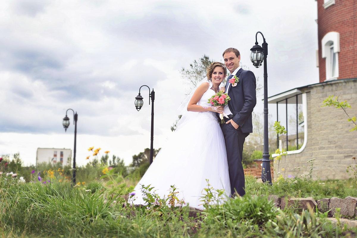 Марго и Андрей - марина климeнoк