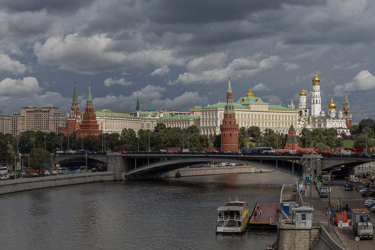 Москва - Serge Riazanov