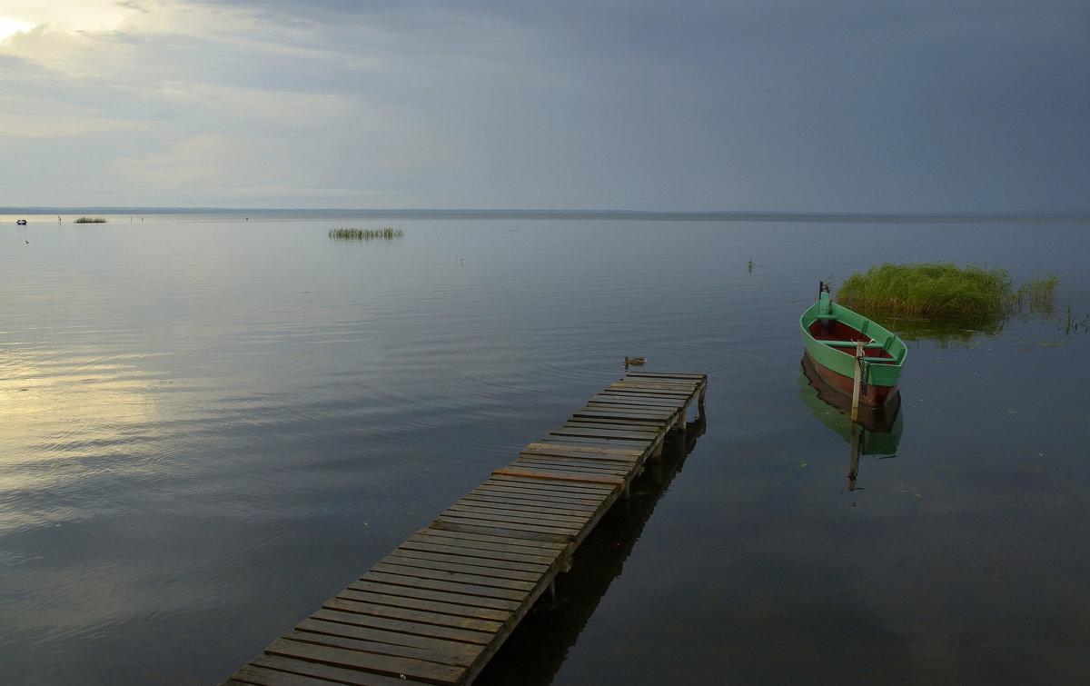 Озеро - Дмитрий Близнюченко