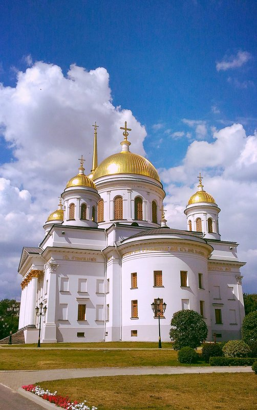 Ново-Тихвинский монастырь - Владимир Екатеринбургский