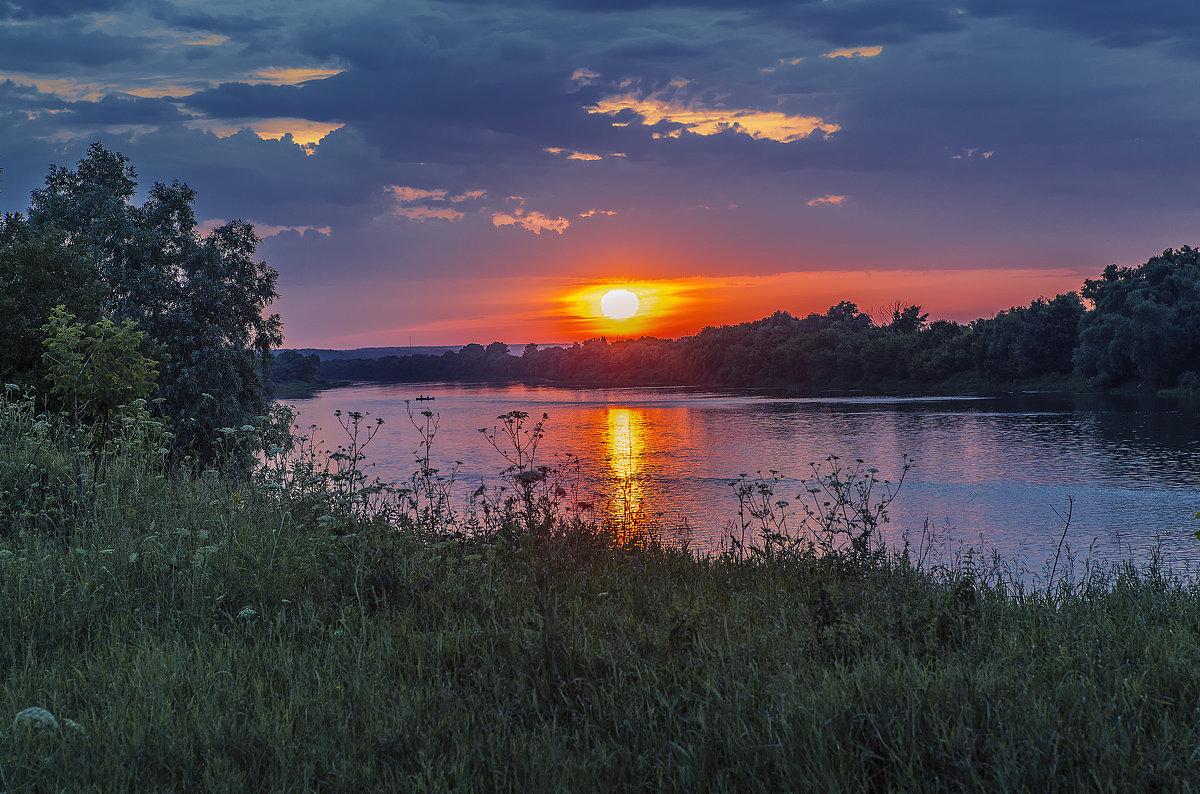 Июньский вечер 2015г - Юрий Клишин