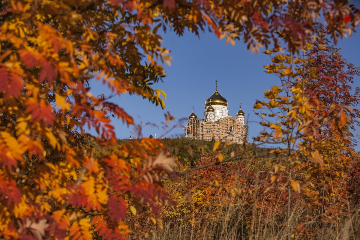 храм - Максимус Кунгурский