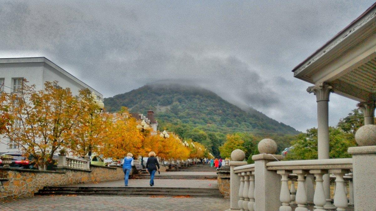 осень пришла.... - Svetlana AS