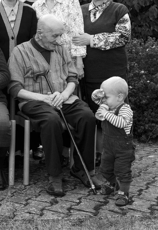 Встреча поколений - Johann Lorenz