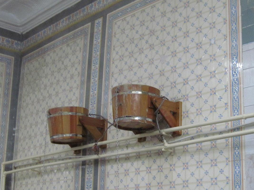 Сандуновские бани - Маера Урусова