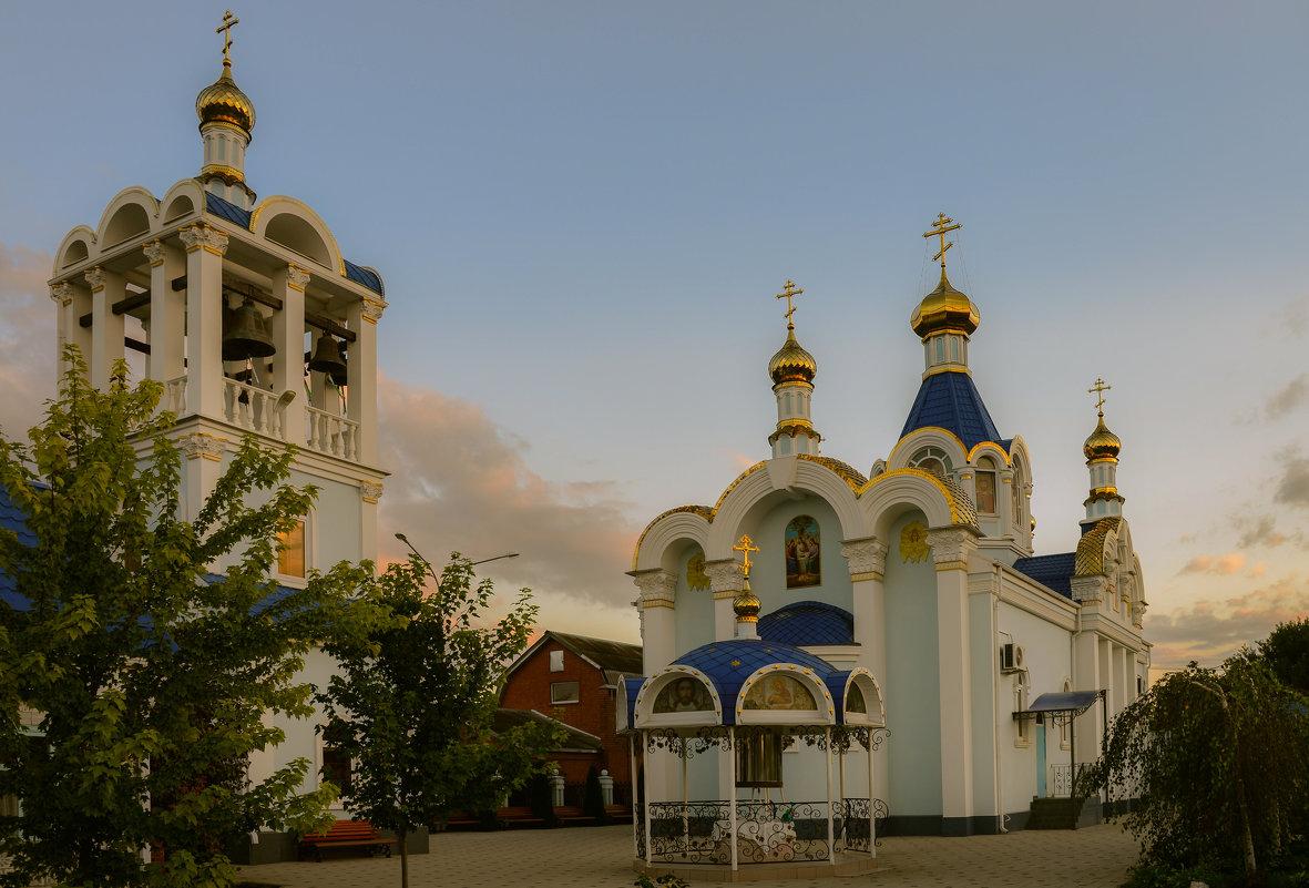 Православный храм с воскресной школой - cfysx
