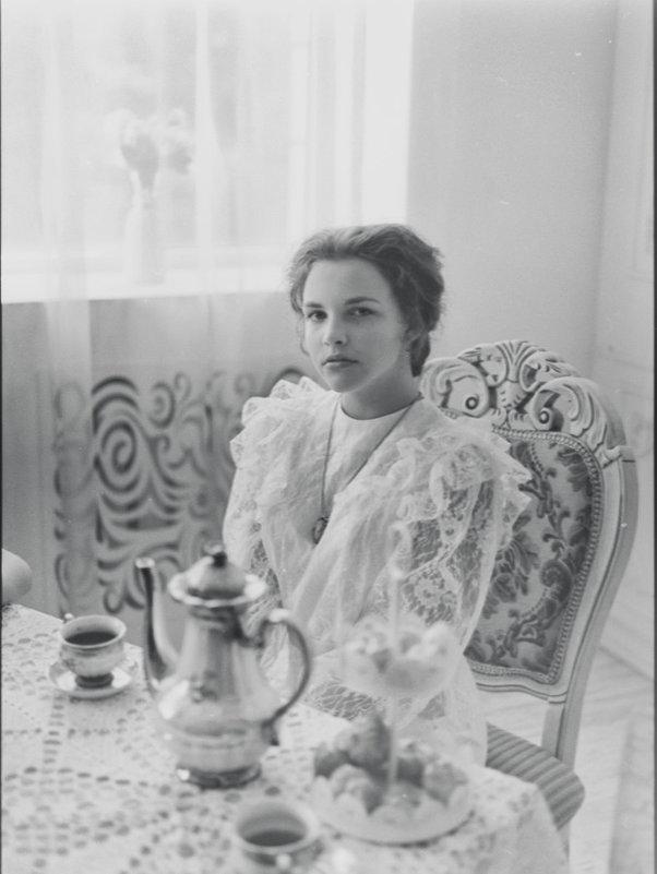 Чаепитие - valeko
