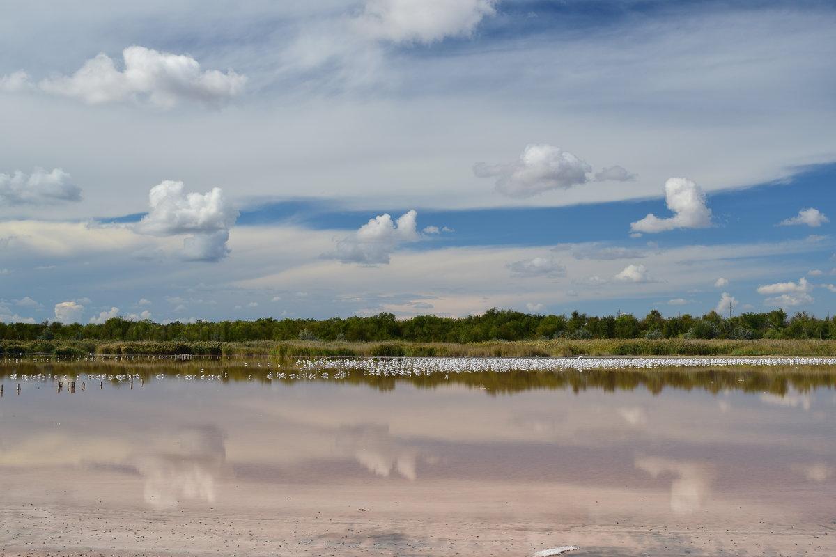 Озеро Мойнаки - Игорь Кузьмин