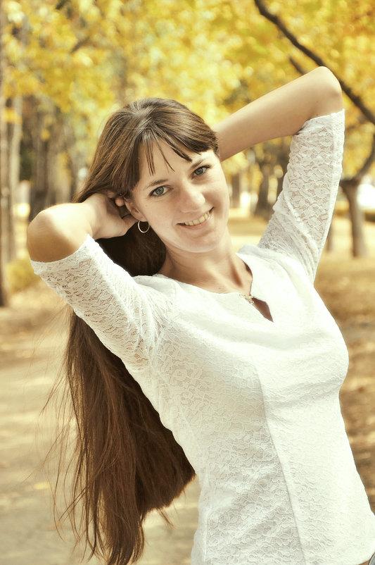 золотая осень - Мария Климова