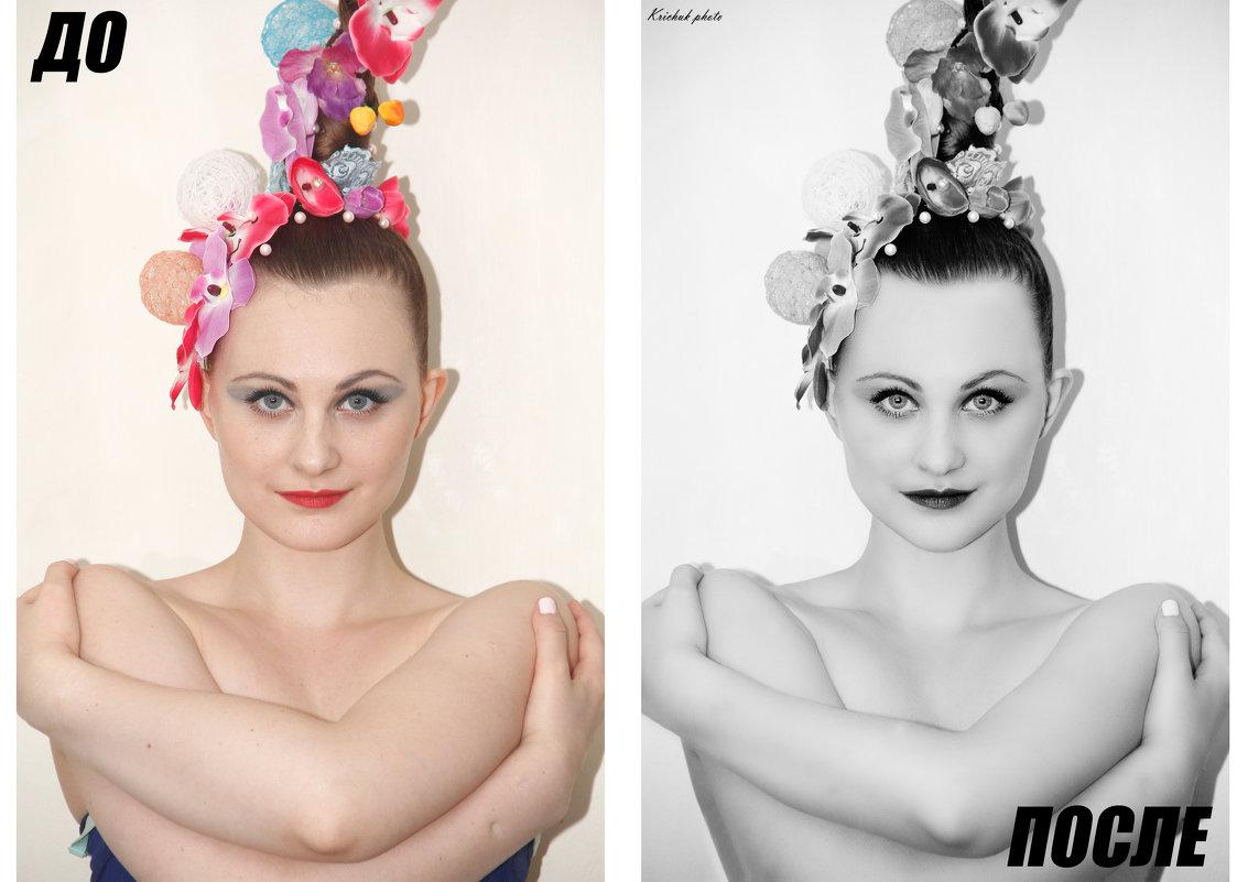 Model Yolanda Mikalauskaite - Евгений Крищук