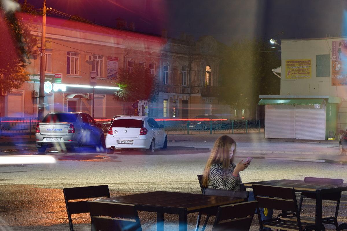 За стеклом - Игорь Кузьмин