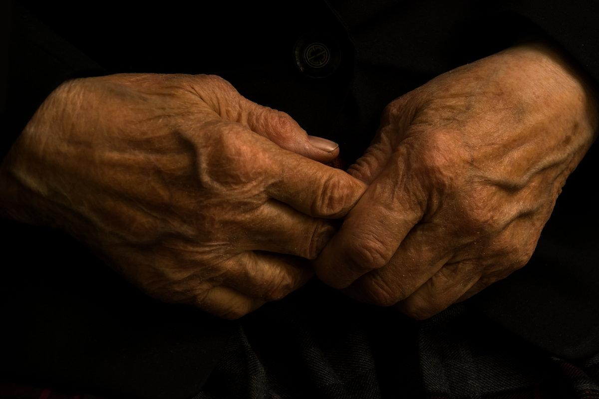 Бабушкины руки - Андрей Шелестовский