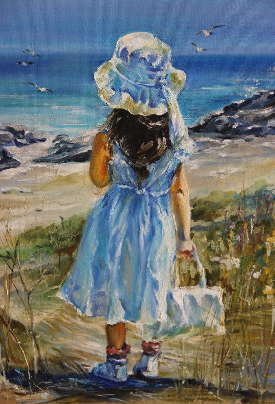 Девочка и море - Elena Ignatova