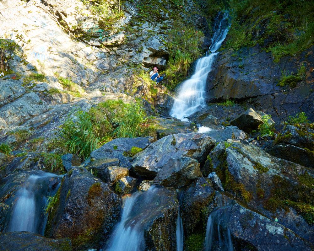 Водопад - MarinaZi .