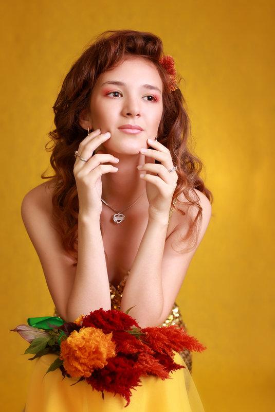 Осенний портрет - Римма Алеева