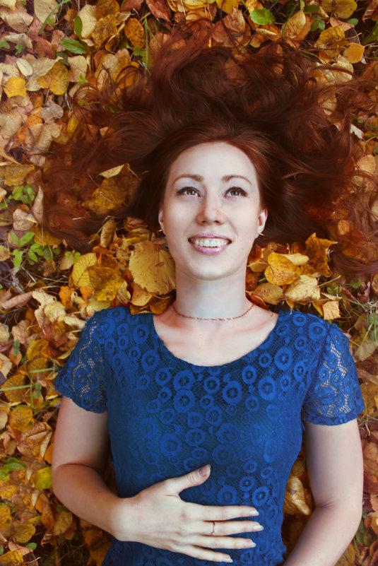 Огненная осень - Регина Сихаева