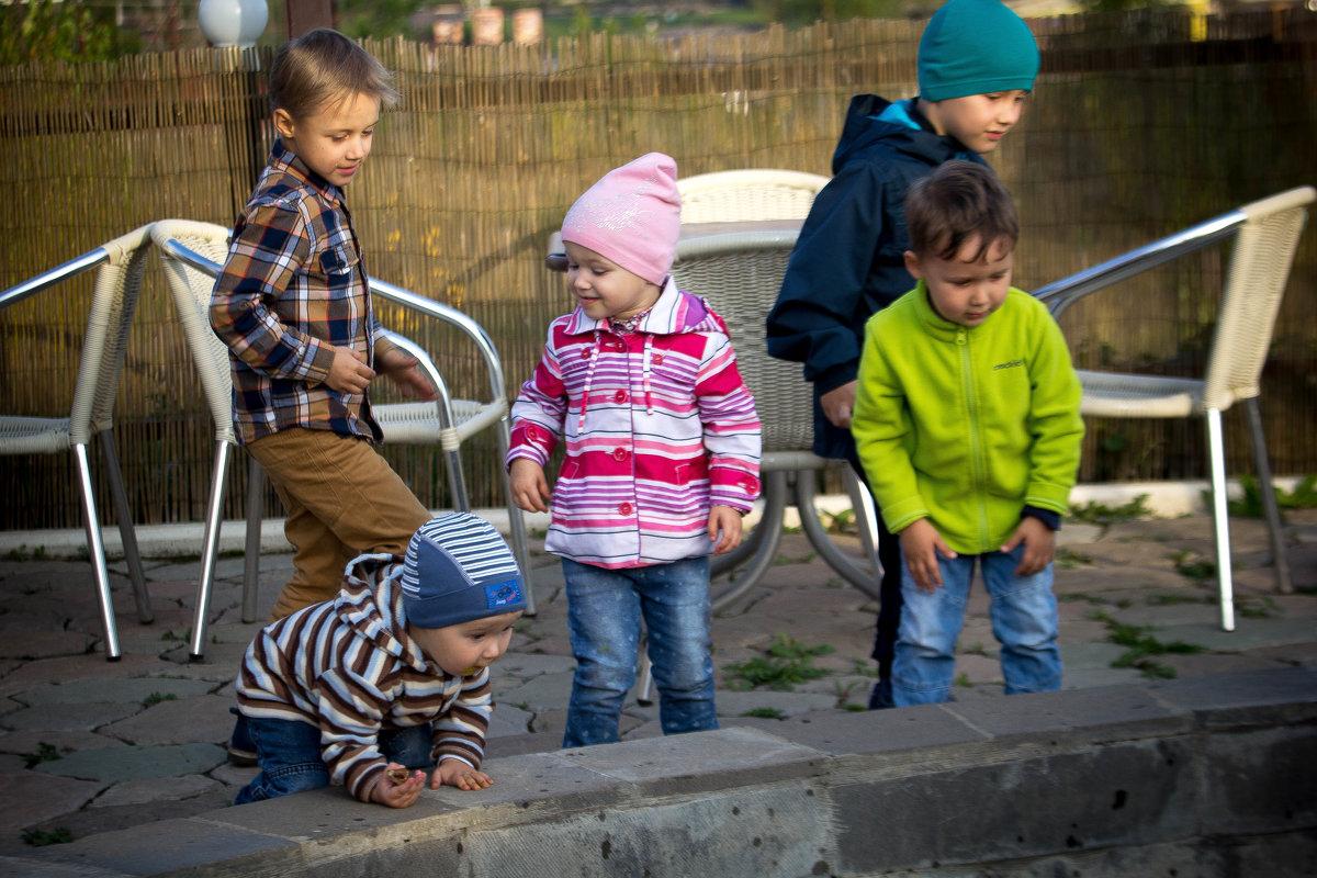дети - Лариса Тарасова