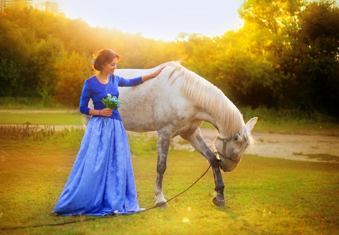 Осенняя прогулка - Мадина Скоморохова