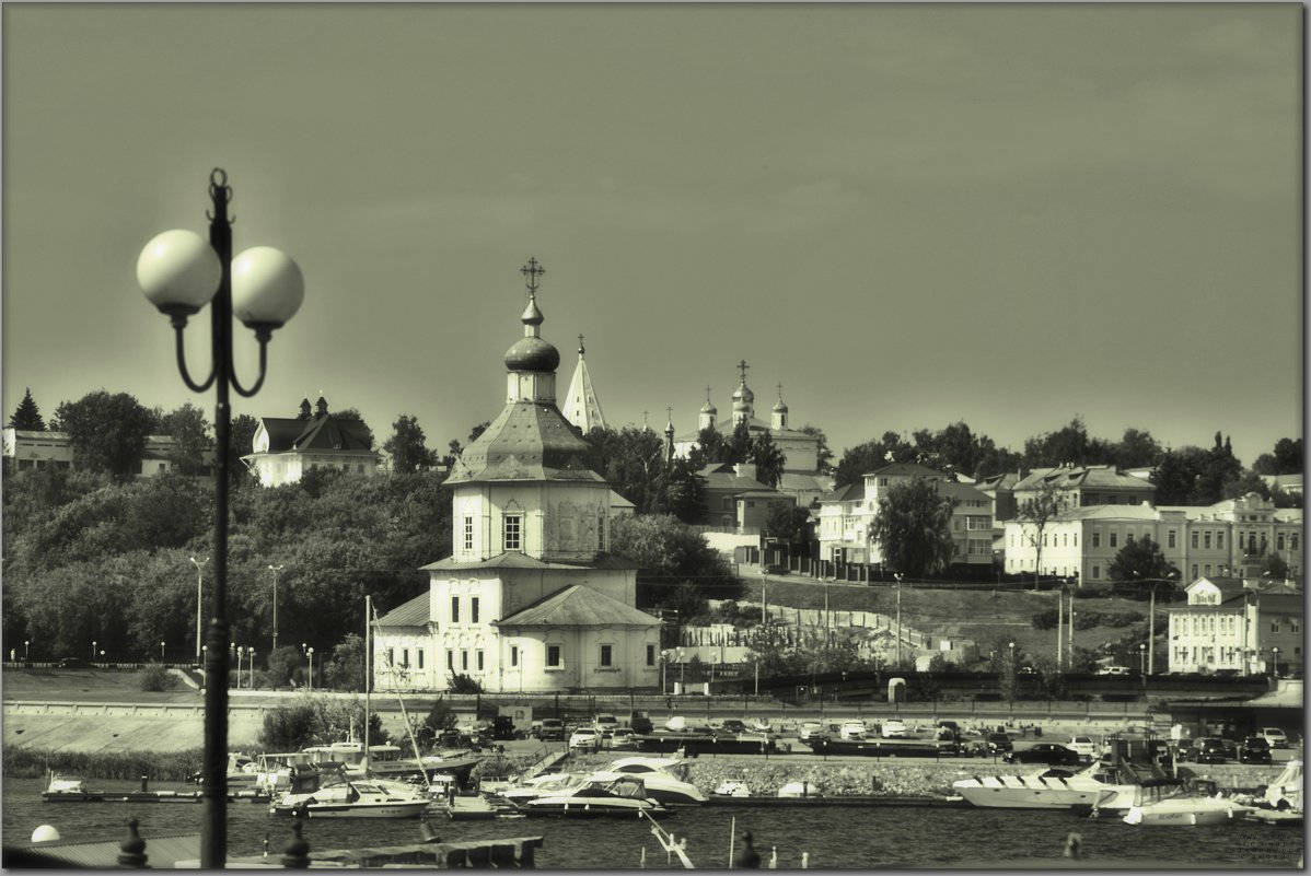 НА ДЕНЬ ГОРОДА - Юрий Ефимов