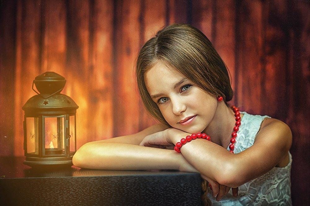 Рябиновые бусы - Виктория Дубровская