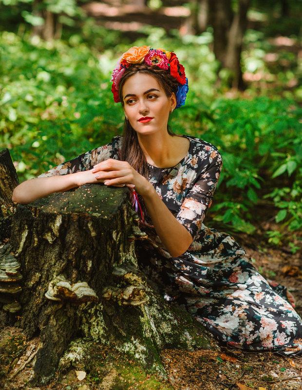 Лесная фея - Мария Корнилова
