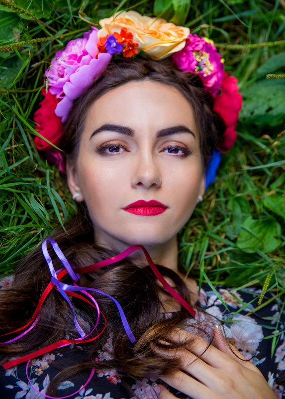 Девушка -Лето - Мария Корнилова