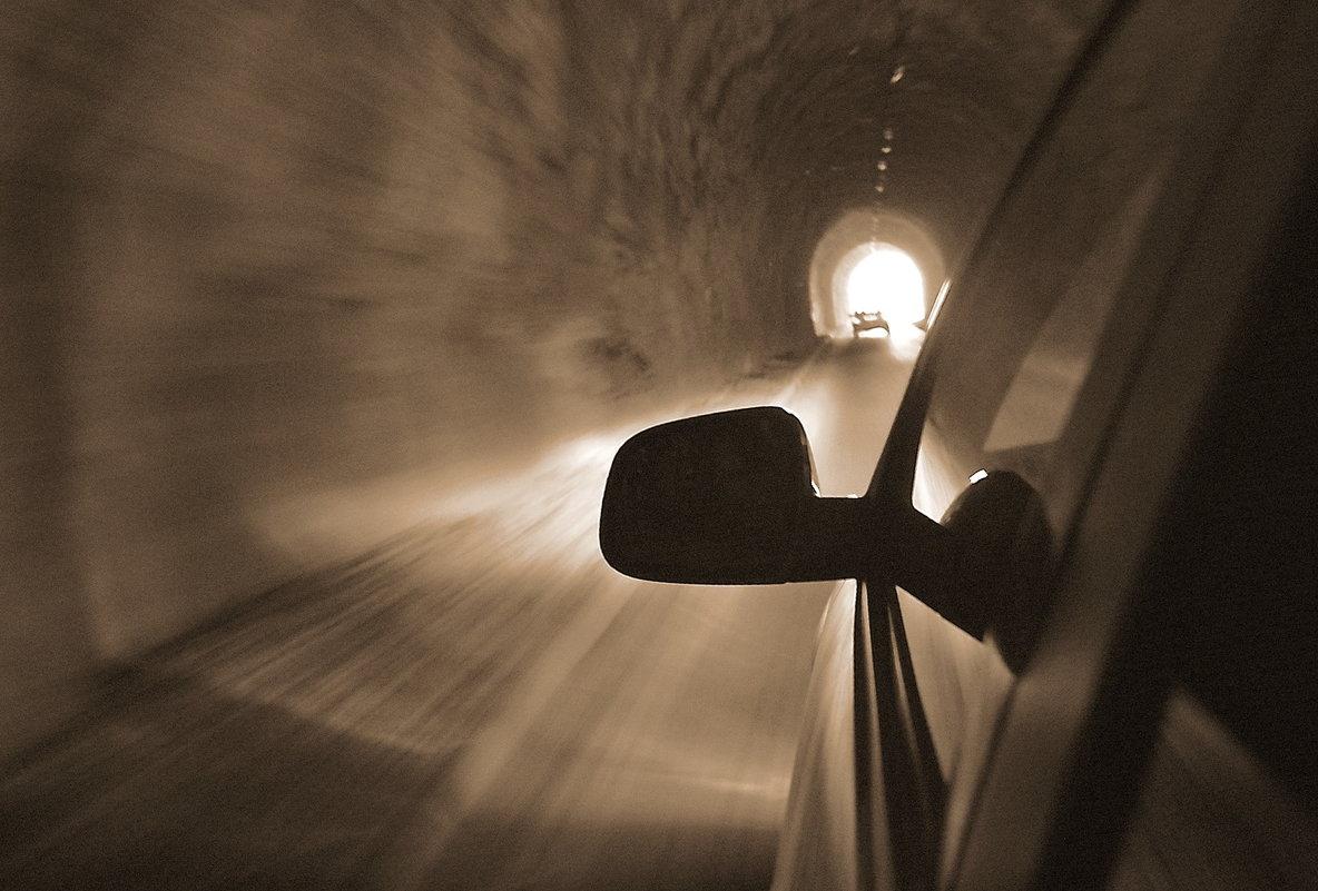 Свет в конце  тоннеля - Мария Богуславская