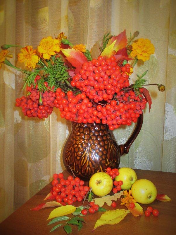 Осенний натюрморт... - Valentina