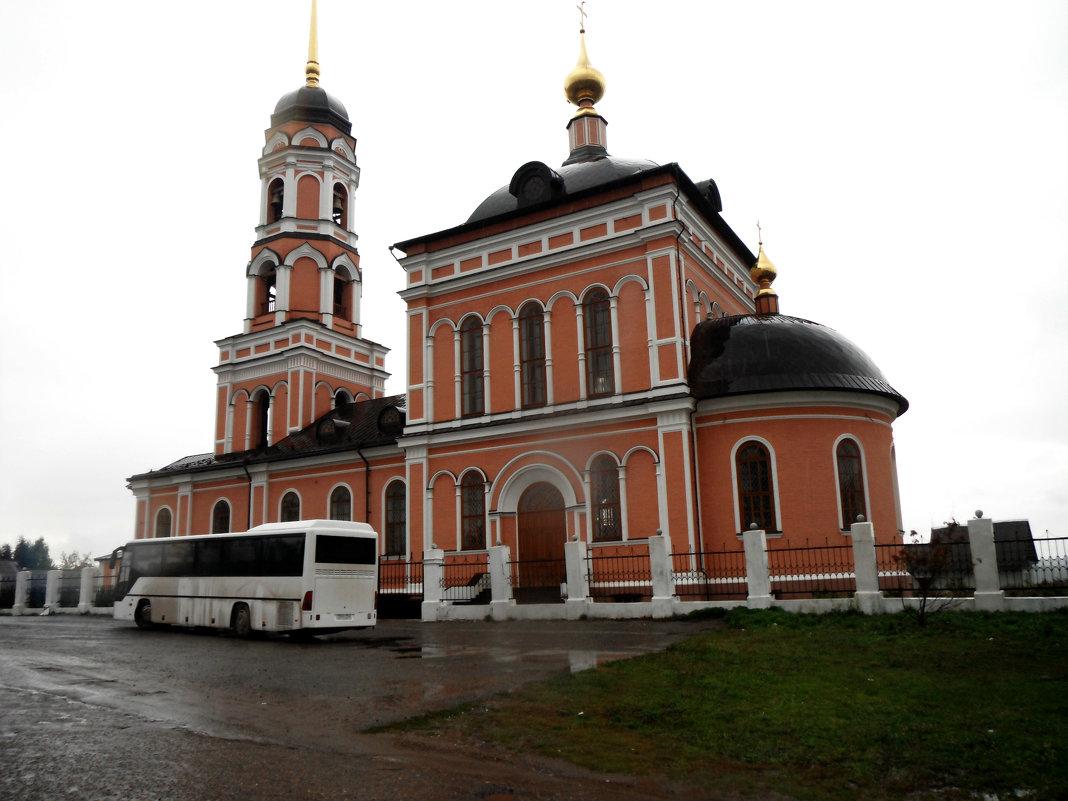 Храм Казанской Божьей Матери - Александр
