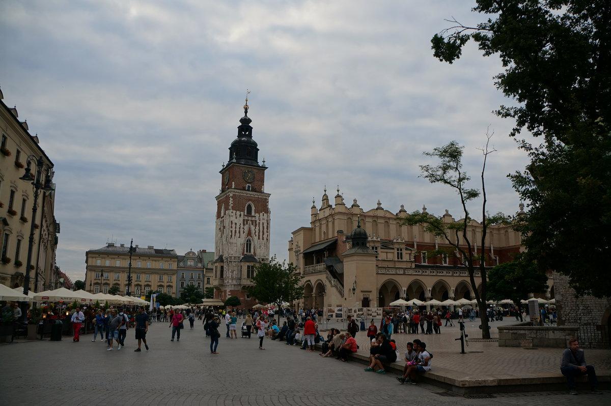 Прогулки по Кракову - Алёна Савина